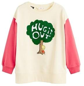 MANGO The Simpsons sweatshirt