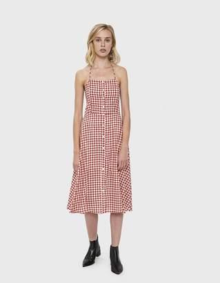 Farrow Gea Gingham Dress