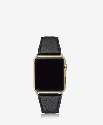 GiGi New York 42mm Apple Watch Band Pebble Grain