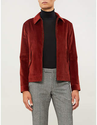 Richard James Collared corduroy jacket