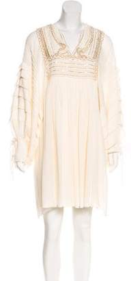Chloé Silk Crepe Dress w/ Tags