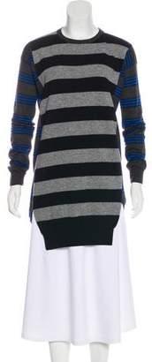Stella McCartney Silk & Wool Mini Dress