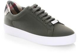 Burberry Westford Canvas Sneakers