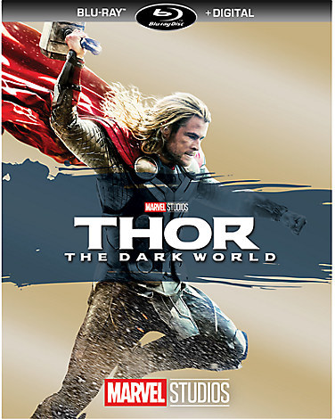 Thor: The Dark World Blu-ray + Digital Copy