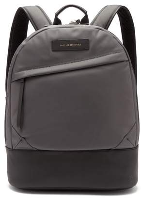 WANT Les Essentiels Kastrup Technical Fabric Backpack - Mens - Grey