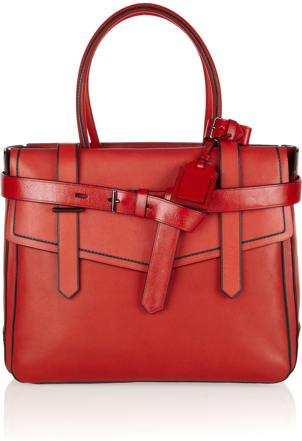 Reed Krakoff Large Boxer leather tote