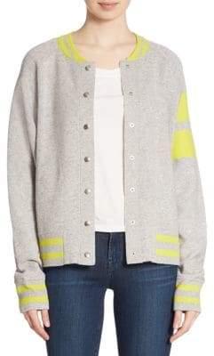 Zoe Jordan Edison Bomber Jacket