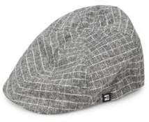 Square Newsboy Cap