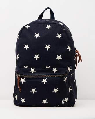 Polo Ralph Lauren Star Polo Player Backpack