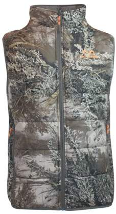 Mossy Oak MENS VEST INSULATED