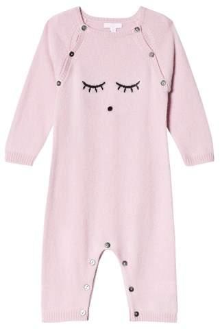 Livly Pink Cashmere Onesie