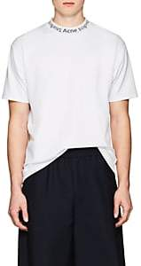 Acne Studios Men's Navid Jersey T-Shirt - White