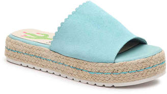 Coolway Ziri Espadrille Platform Sandal - Women's