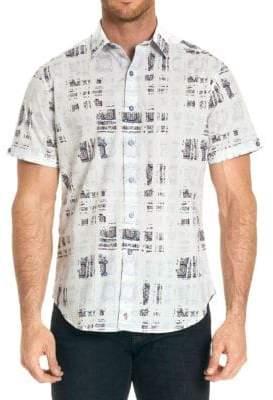 Robert Graham Vega Button-Down Shirt