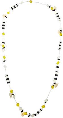Lele Sadoughi Long Plankton Necklace