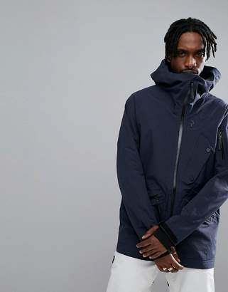 Peak Performance Bec J Lightweight Ski Jacket In Navy