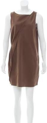 Brunello Cucinelli Silk Mini Dress
