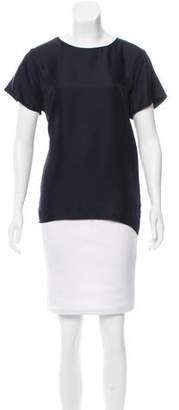 Protagonist Silk Short Sleeve Top w/ Tags