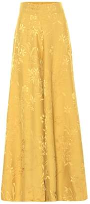 Johanna Ortiz Summer Love wide leg pants