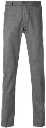 Jacob Cohen slim fit tailored trousers