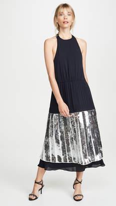 Tibi Layered Halter Dress