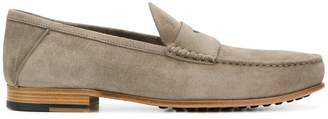 Tod's classic styled loafers