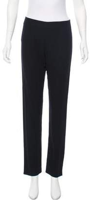 Jean Paul Gaultier Mid-Rise Straight-Leg Pants