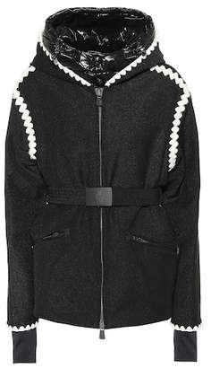 Moncler Bourget down ski jacket
