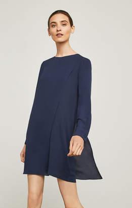 BCBGMAXAZRIA Ashton Long-Sleeve Dress