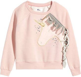 Epic Threads Big Girls Unicorn Sweatshirt