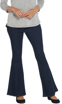 G.I.L.I. Got It Love It G.I.L.I. Regular Dual Stretch Flare Leg Jeans