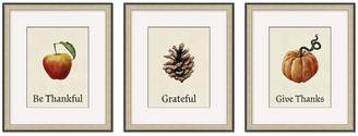 Pottery Barn Thankful Icon Sentiments