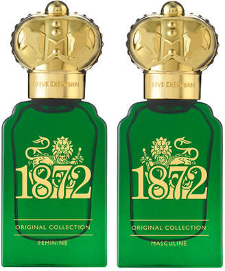 Clive Christian Original Collection 1872 Perfume Gift Set, 2 X 10 mL