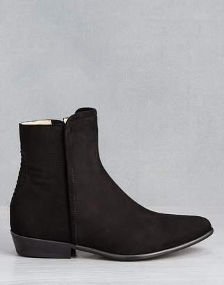 Belstaff Blaydon Boots Black