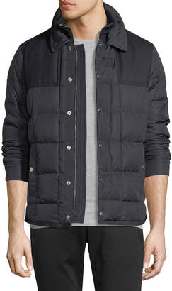 Moncler Clovis Quilted Utility Jacket