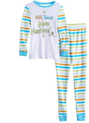 Boys 4-10 Dr. Seuss 2-Piece Pajama Set