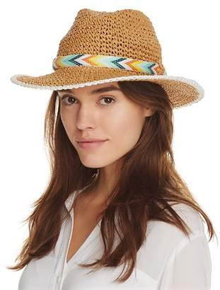 Echo Panama Hat with Interchangeable Bands