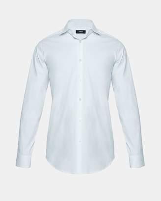 Theory Stretch Cotton Dress Shirt