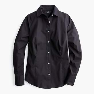 J.Crew Curvy slim stretch perfect shirt