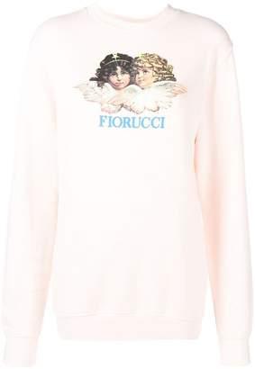 Fiorucci angel print sweatshirt