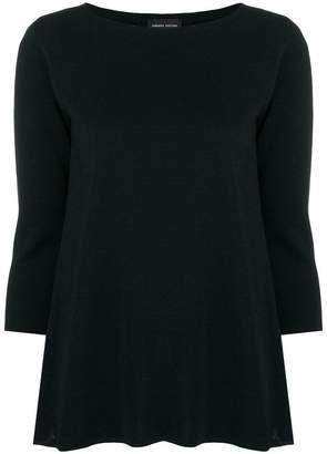 Roberto Collina 3/4 sleeve sweater