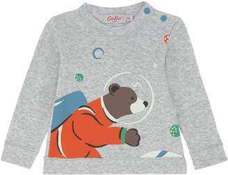 Cath Kidston Bears in Space Baby Long Sleeved Tshirt