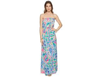 Lilly Pulitzer Marlisa Maxi Dress Women's Dress