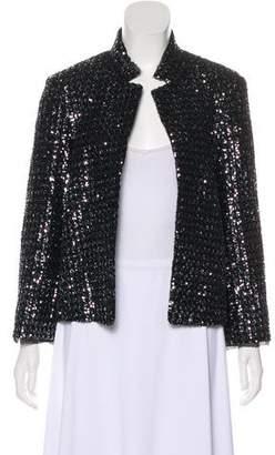 Zadig & Voltaire Sequin Embellished Jacket