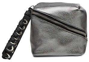 Proenza Schouler Zip Mini Cube Leather Bag