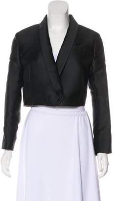 Brunello Cucinelli Silk-Blend Blazer