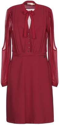 MET Knee-length dresses - Item 34958613TA