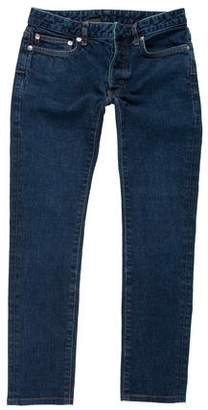 Christian Dior Low-Rise Skinny Jeans