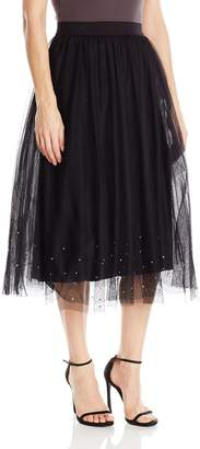 Bailey 44 Women's Sunday Jumps Tulle Full Skirt with Crystals