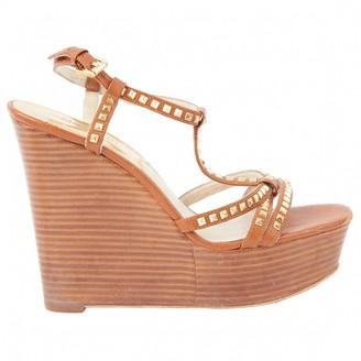 MICHAEL Michael Kors Leather Sandal